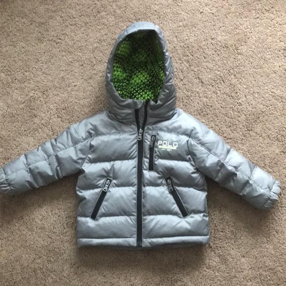 7b781a019f155 Toddler 18 months Polo Ralph Lauren puffy coat. M 5a47c8a32c705dc5e115e6f9